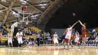 Cornell Basketball @ Princeton (2/6/09)