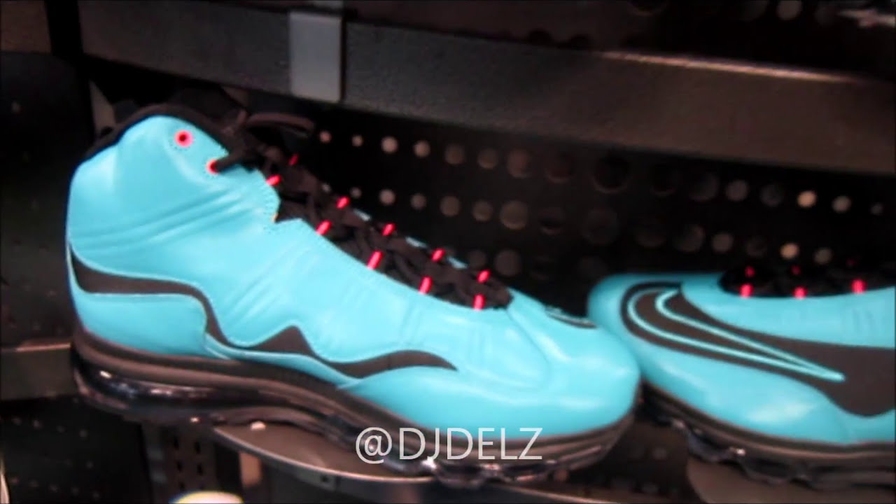 8b091c616241 Nike Air Max Griffey JR South Beach Home Run Derby Sneaker W  Delz Plus  Pick One
