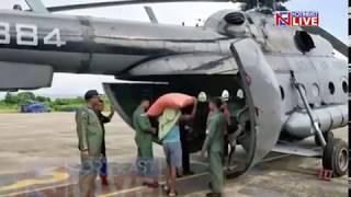Heavy floods and landslides wreak havoc in Nagaland