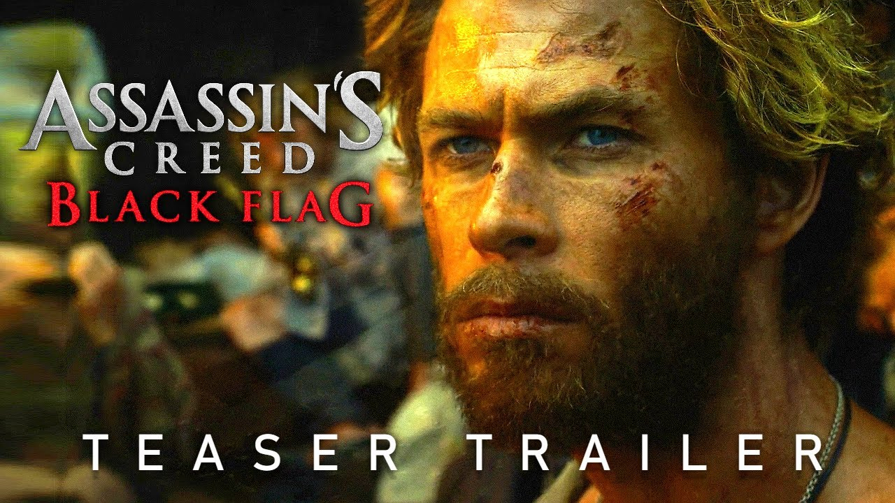 Assassin S Creed Black Flag 2021 Movie Teaser Trailer Concept