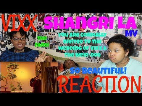 VIXX - ShAnGrI LA MV REACTION