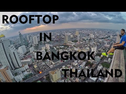 HELLO BANGKOK - ROOFTOP IN THAILAND