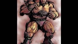 Street Fighter Tribute Album-Zangief