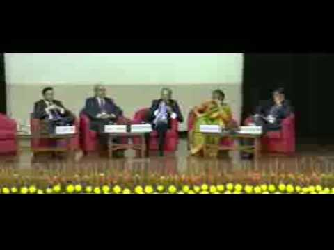 Shri S.L. Bunker, Member, at 3rd International Law Conference at New Delhi  on 12th November, 2016.