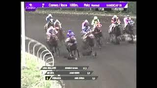 Vidéo de la course PMU PREMIO INDIO DE ORO