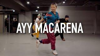 Tyga - Ayy Macarena / Ebo Choreography