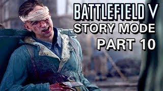 Battlefield V Kampagne PC ULTRA Gameplay German - Witwen Macher