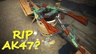 CZEMU grasz jeszcze KAŁACHEM?! - AK47 vs SG553 | Mervo