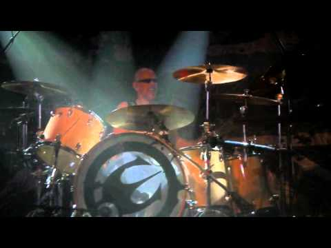 Europe - Ian Haugland Drum Solo (William Tell Overture) @ O2 Academy - Oxford, UK 21-02-2011