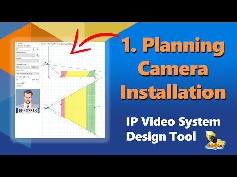 JVSG: CCTV Design Software