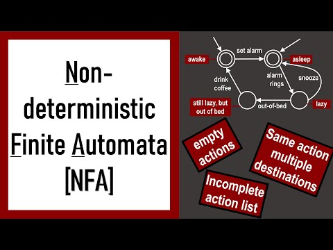 Automata Theory - Lecture 2 NFAs