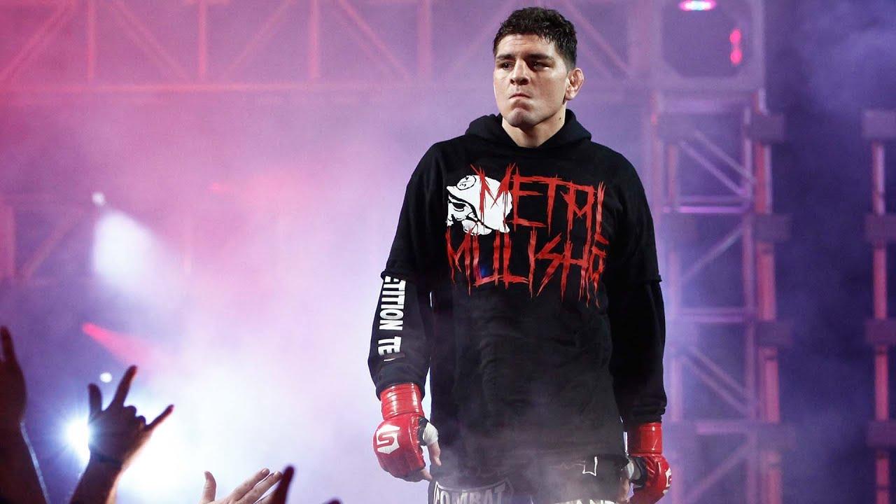 Download Fighter Timeline: Nick Diaz