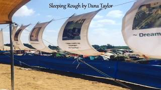 Sleeping Rough by Dana Taylor - InDnegev Music Festival