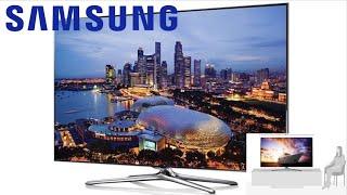 "Samsung 55"" 3D LED Smart TV Review"