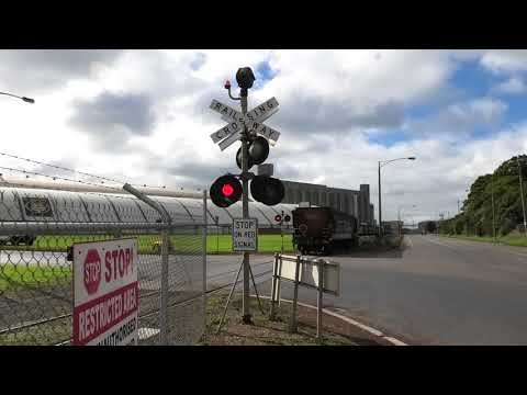 Level Crossing, Portland VIC, Australia.