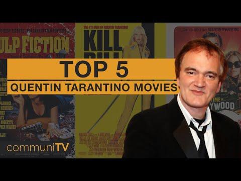 TOP 5: Quentin Tarantino Movies | Director