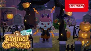 ¡Una actualización de miedo llega a Animal Crossing: New Horizons el 30 de septiembre!
