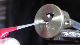 Lock Picking - How to locate and deal with spool pins - Beginners Guide