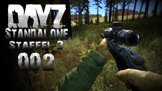 DAYZ STANDALONE STAFFEL 3 | #002 | Die Sniper-Einheit [HD] Let