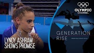 Meet Promising Rhythmic Gymnast Linoy Ashram | Generation Rise