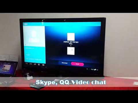 CS918S Android TV Box Quad Core 2GB DDR3 16GB Nand flash 5.0MP Camera preinstall XBMC Add-ons