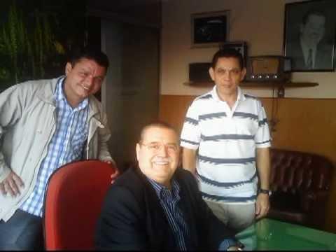Matheus Iensen - Entrevista na rádio Marumby em Curitiba