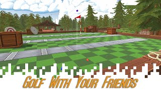Golf With Your Friends - Odd Balls