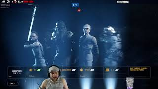 TOP OF THE BOARD!! Star wars Battlefront II Death star II - Command sector north