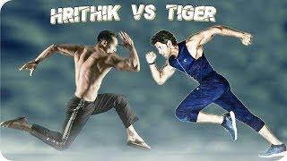 Hrithik Roshan & Tiger Shroff 15 Day Heavy Gym Stunt Traning For Action Movie