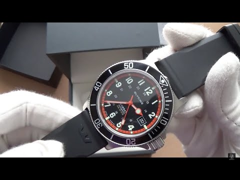 Glycine Combat Sub Arrives! - Initial Impressions & Unboxing + Channel News!