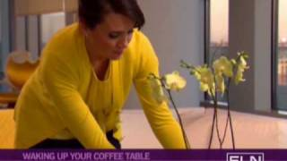 Waking Up Your Coffee Table-fine Living