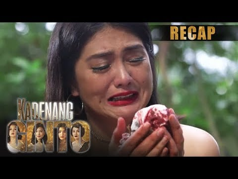 Daniela loses her baby | Kadenang Ginto Recap (With Eng Subs)