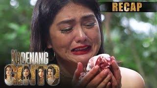 Daniela loses her baby | Kadenang Ginto Recap