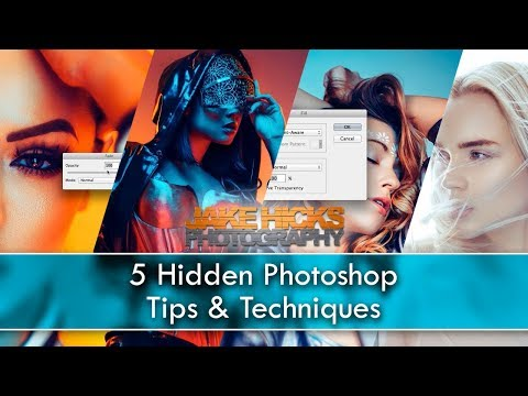 5 Hidden Tips and Tricks in Photoshop That Save Time and Speed You Up