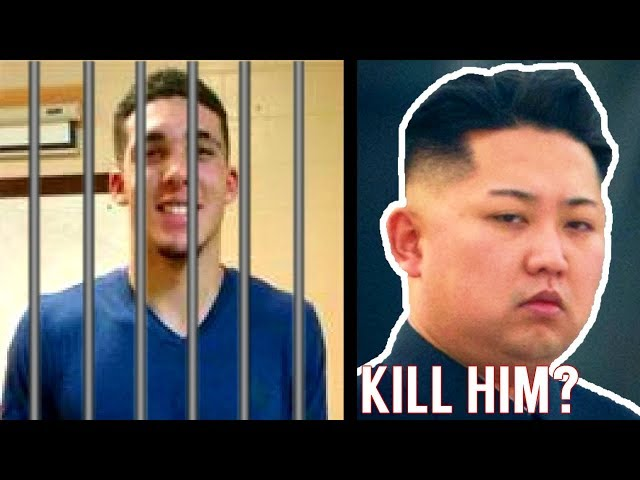 BREAKING: LiAngelo Ball Just Got THROWN INTO PRISON!! Will China MURDER LiAngelo Ball?