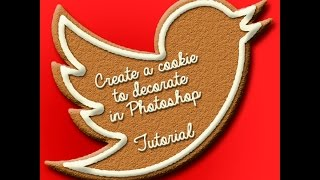 Create and decorate a cookie in Photoshop