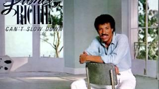 Lionel Richie – Can't Slow Down