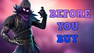 Raven | Feathered Flyer - Before you Buy - Fortnite Skins