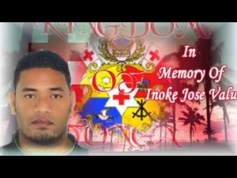 "Inoke Jose Valu performing Isa Lei ""Tongan Version"""