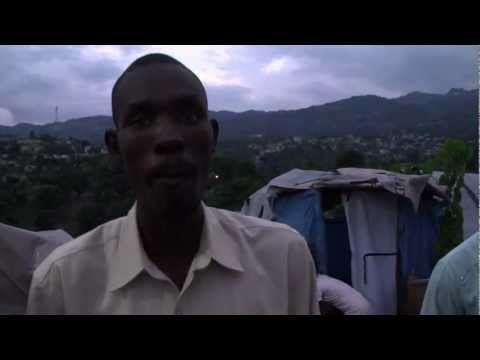 HAITI: SOUNDING THE CONCH SHELL FOR BATTLE - (English subtitles)