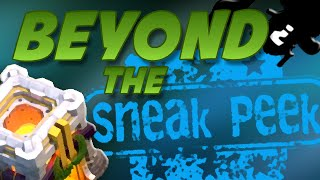 Clash Of Clans | BEYOND SNEAK PEEK 1 with GODSON!