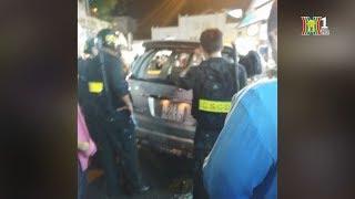 Truy bắt tài xế ô tô say xỉn, đâm xe CSGT trên đường Phan Đăng Lưu - TPHCM | Nhật ký 141