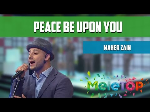 MeleTOP: Persembahan LIVE Maher Zain 'Peace Be Upon You' Ep194 [2.8.2016]