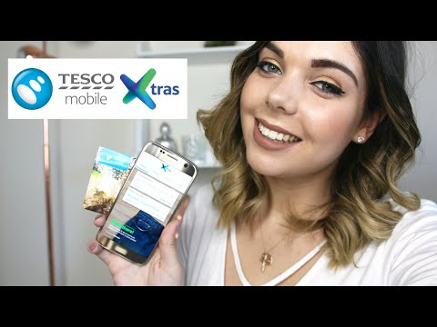 How To Save Money On Your Mobile Phone Bill With Tesco Mobile Xtras | Emma Mumford