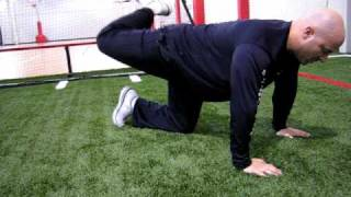 Hip Mobility Drills: Fire Hydrant Circles with Joe DeFranco