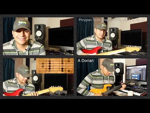 Musical Modes and How To Apply Them: Dorian and Phrygian Examples