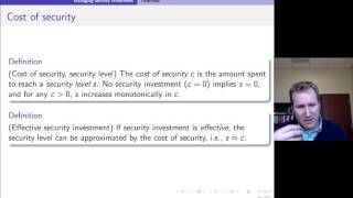 Security Metrics: Measuring Security Costs and Benefits