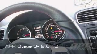 APR 2.0 TSI Stage III+ Acceleration