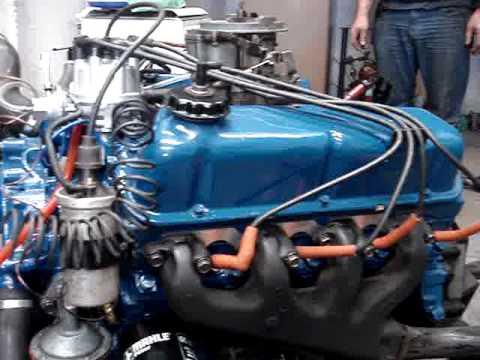 Motor ford 302 v8 landau maverick gt f100 hot youtube for Electric motor repair fort myers