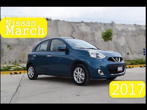 Nissan March 2017 | A prueba con Florentino Favela